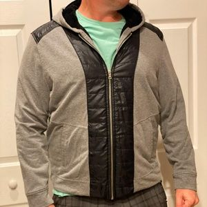 INC full zip hoodie